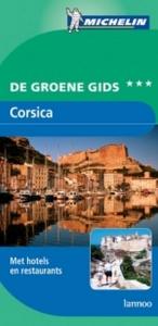 Groene gidsen Michelin Corsica