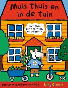 Muis thuis en in de tuin