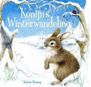 Konijn's Winterwandeling