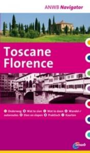 Toscane, Florence ANWB Navigator
