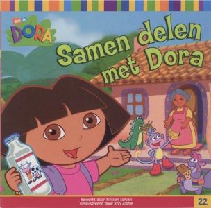 Dora Samen delen met Dora