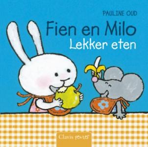 Fien en Milo Lekker eten