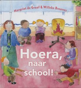 HOERA NAAR SCHOOL - DE EERSTE WENMORGEN