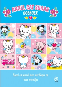 Angel Cat Sugar - Doeboek 1
