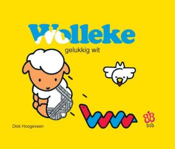 WOLLEKE, GELUKKIG WIT
