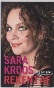 Sara Kroos rekent nog een keer af