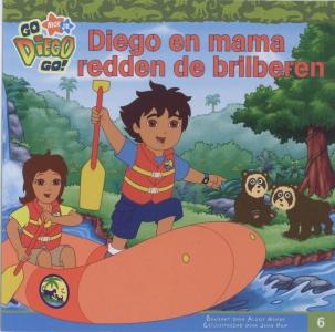 Diego Diego en mama redden brilberen