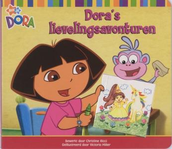 Dora's lievelingsavonturen
