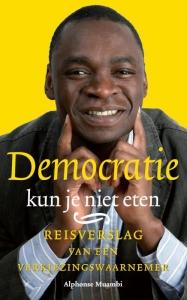 Democratie kun je niet eten