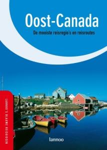 Lannoo's blauwe reisgidsen Oost-Canada