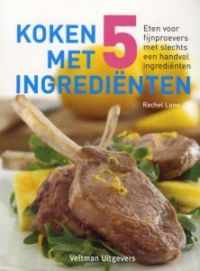 Koken met 5 ingrediënten