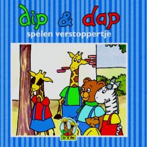 Dip & Dap Dip & Dap spelen verstoppertje