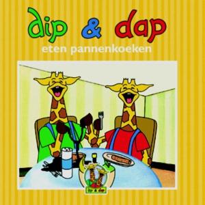 Dip & Dap eten pannenkoeken