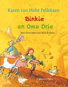 Binkie en Oma Drie