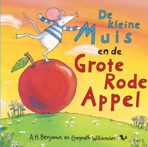De kleine muis en de grote rode appel
