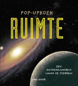 Pop-upboek Ruimte