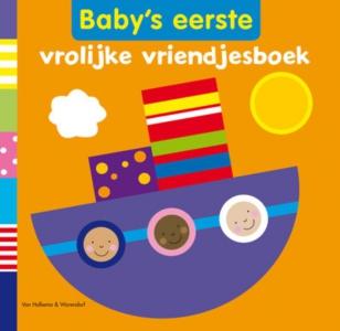 Baby's eerste vrolijke vriendjesboek