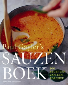 Paul Gayler's sauzenboek