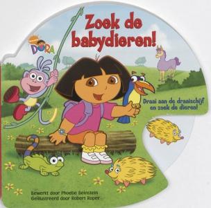 Dora  Zoek de babydieren