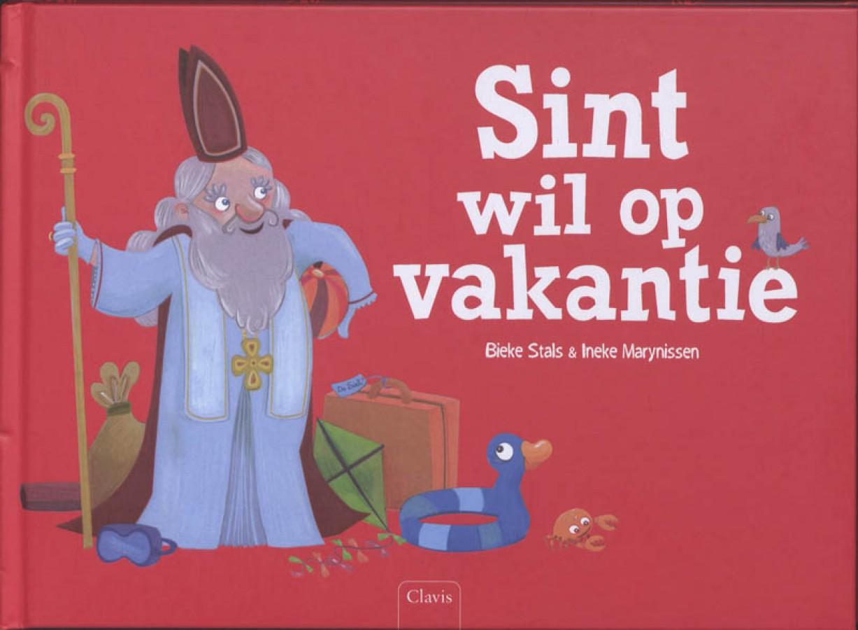 Sint wil op vakantie