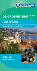 Groene gidsen Michelin Côte d'Azur, Monaco