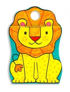 Klik-klakboekje Leeuw