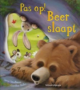 Pas op! Beer slaapt