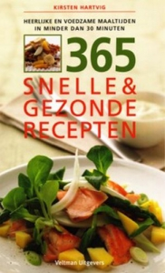 365 snelle & gezonde recepten