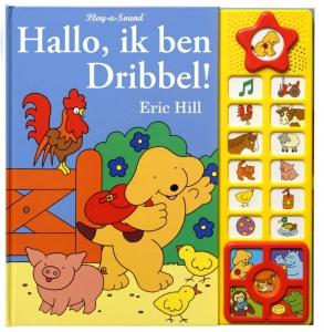 Hallo, ik ben Dribbel