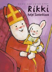 Rikki helpt Sinterklaas. Vertelplaten. Kamishibai