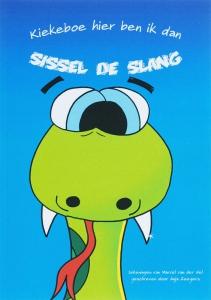 Kiekeboe hier ben ik dan Sissel de slang