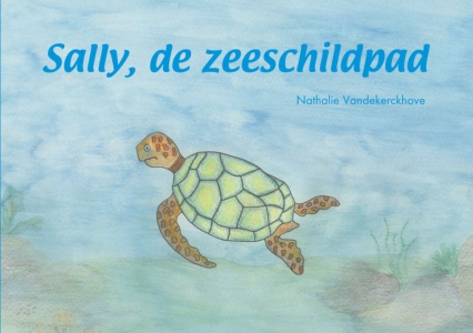 Sally, de zeeschildpad