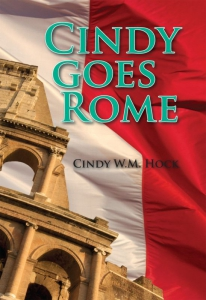 Cindy goes Rome