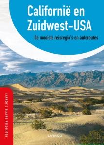Lannoo's blauwe reisgidsen Californië en Zuidwest-USA