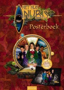 Het Huis Anubis Posterboek