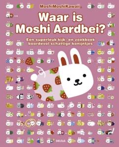 Waar is Moshi Aardbei?
