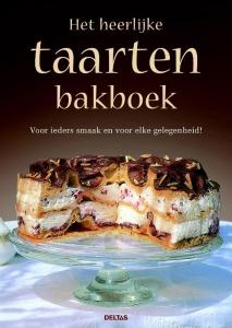 Het heerlijke taarten bakboek