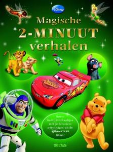 Disney Magische 2-minuut verhalen