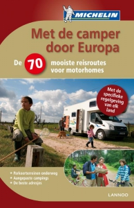 Michelin Met de camper door Europa