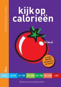 Kijk op calorieën
