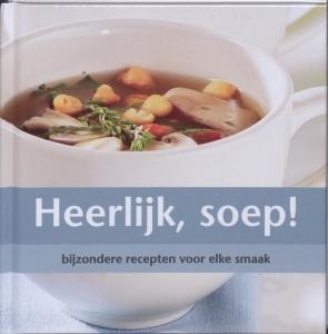 Heerlijk,soep