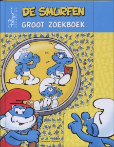 De Smurfen Groot zoekboek