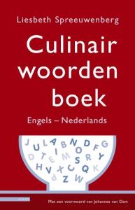 Culinair woordenboek Engels-Nederlands