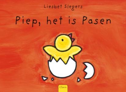 Piep, het is Pasen !(kartonboek)