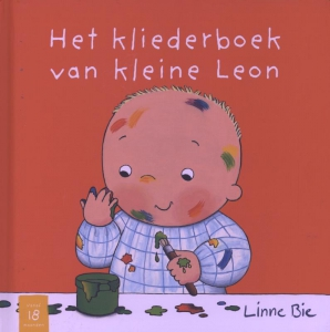 Het kliederboek van kleine Leon