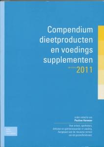 Compendium Dieetproducten en voedingssupplementen