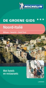 Groene gidsen Michelin Noord-Italië