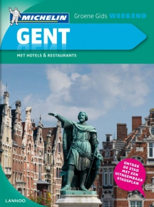 Groene gidsen Michelin weekend Gent