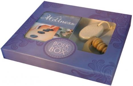 Wellness Boek-Cadeaubox