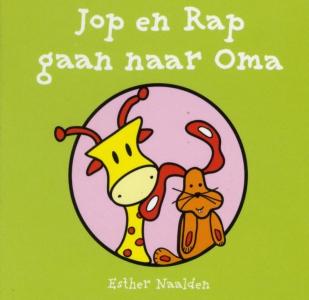 Jop en Rap gaan naar oma (a 10 ex.)